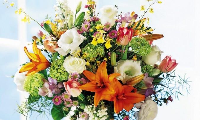 Favoloso Fiori per Compleanno o Anniversario - Casa Simpatia (it) - www  ZA18